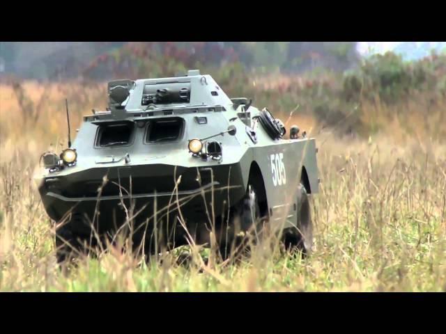 BRDM-2 RC 110 FULL METAL ACTION