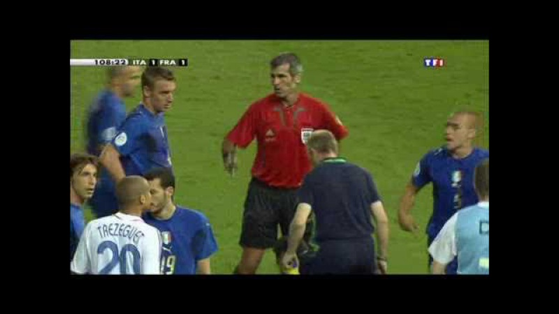 Italy France @ FIFA World Cup Final 2006