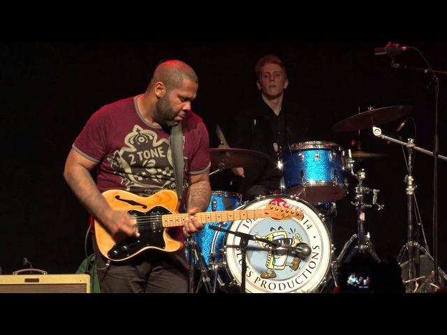 Kirk Fletcher (US) The Özdemirs (D) - As The Years Go Passing By - Frederikshavn Blues Festiv.2014