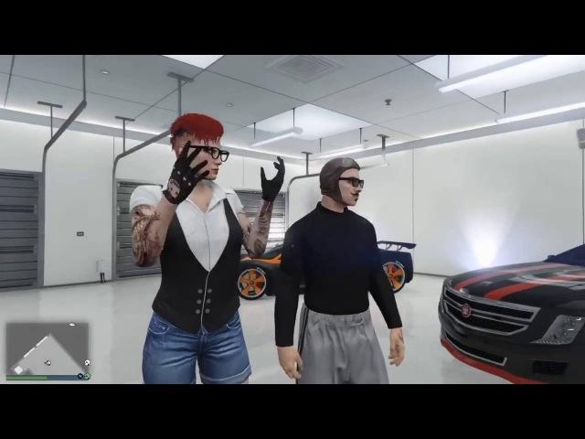 Брейн и Алекс Танцы 2