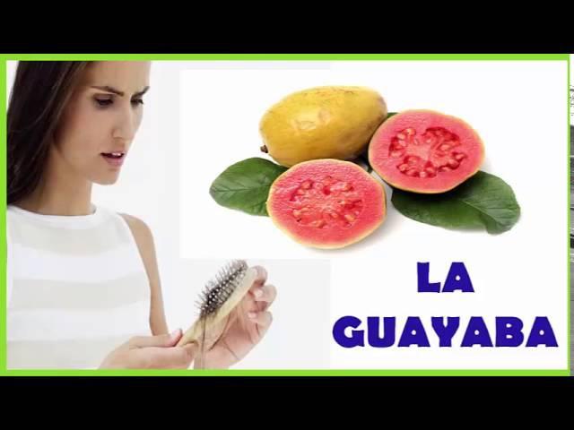 La Hoja de Guayaba DETIENE la Caída del Cabello al 100% y ACELERA su crecimiento!