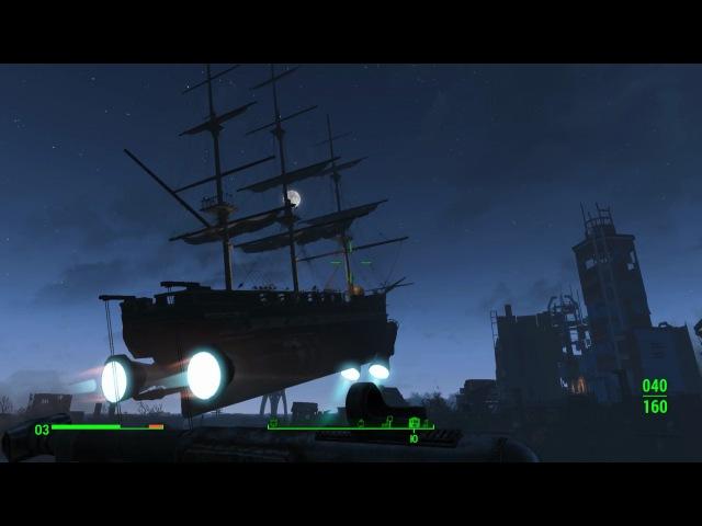 Fallout 4 81 - Свистать всех наверх! (Конститьюшн)