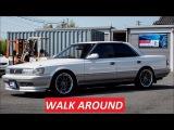 Walk Around - 1991 Toyota Chaser 2.5L Turbo - Japanese Car Auction