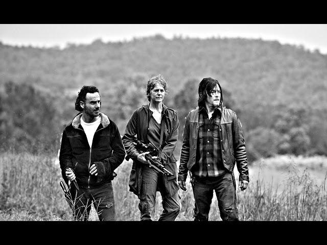 Rick/Daryl/Carol ⚓ Down To The Second - Zach Berkman