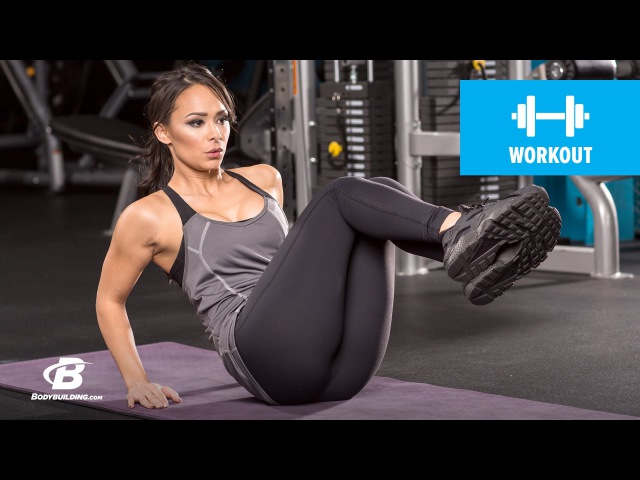 5 Exercises For Amazing Abs | Katie Chung Hua