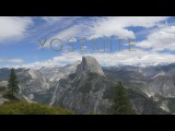 Yosemite National Park 2016 Half Dome timelapse GH4
