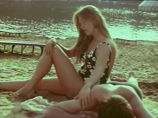 Мелодия на два голоса (1980) - на пляже