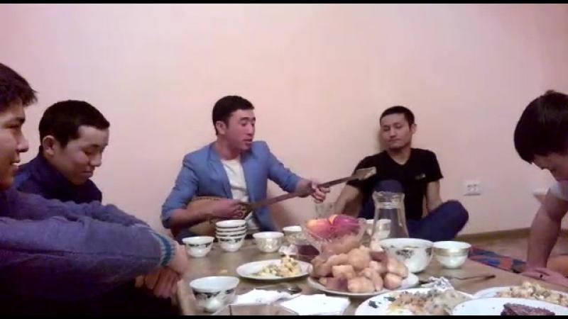 Заманбек Бактыбаев - Менің ағам керемет