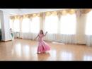 """""""Васточный Танец""""  Элины Якуповой"""