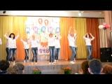 Танец мам на выпускном вечере. 2016 год. г.Харьков, школа №148