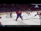 НХЛ. 2015-16. Монреаль Канадиенс - Коламбус Блю Джекетс (3 период). 36-ая студия