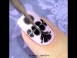 Как сделать красивый маникюр. Дизайн ногтей. Уроки маникюра