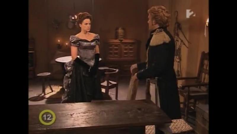 Сериал Зорро Шпага и роза (Zorro La espada y la rosa) 116 серия