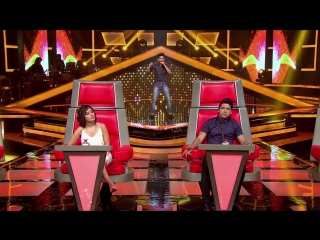 The Voice India - Rohan Pathak Performance in Blind Auditions