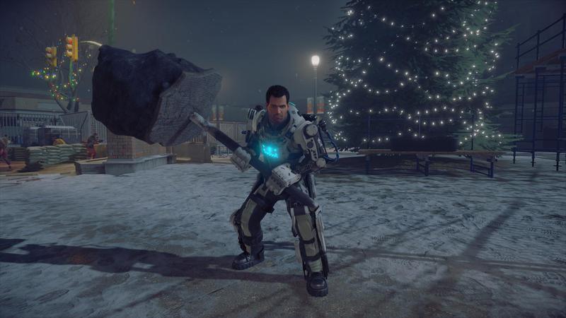 Dead Rising 4 (2017) PC - Скриншот 3