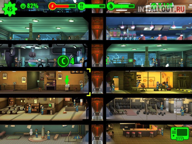 Fallout Shelter [v 1.8] (2016) PC - Скриншот 2