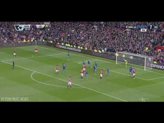 «Манчестер Юнайтед» 1:1 «Лестер Сити» | Обзор матча