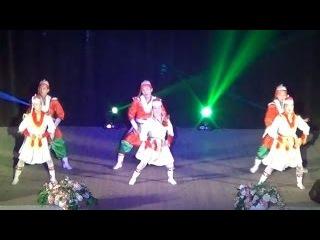 Монгольский творческий коллектив на сцене БГУ 2014 #11
