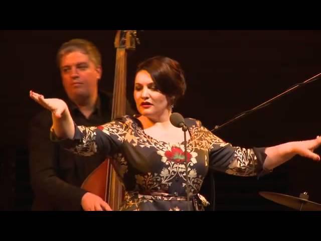 Hibla Gerzmava, Hava Nagila, Live 2015 Opera.Jazz.Blues with Daniel Kramers trio