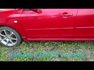 Forscan , Mazda 3 и китайский Elm327