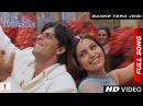 Banke Tera Jogi Full Song Phir Bhi Dil Hai Hindustani Shah Rukh Khan Juhi Chawla
