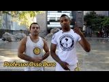 Axe Capoeira Toronto - Advanced Training - Martelo Cruzado With Professor Osso Duro (Vinicius)