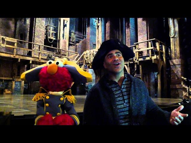 Digital Ham4Ham 2/14/16 -- The Story Of Tonight w/Elmo!