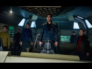 The Sweeping New 'Star Trek Beyond' Trailer Is One For The Trekkers