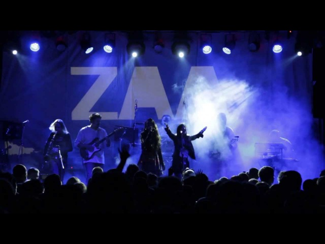 Zaa - Good things (Otvaranje bašte KST-a 2013.)