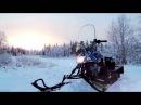 Обзор Снегохода Dingo T125