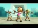 Посмотрите это видео на Rutube: «Анимация танцуюших детей , очень интересно»