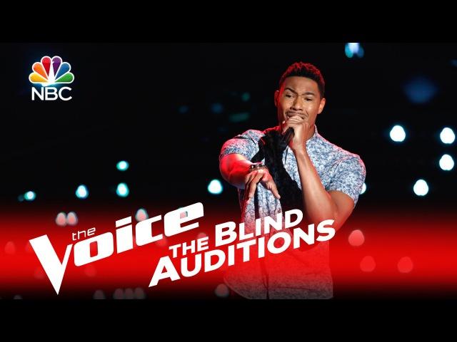 The Voice 2016 Blind Audition - Joe Maye: