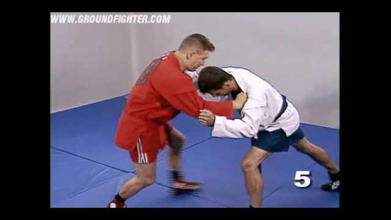 Igor Yakimov Russian Sambo Ultimate Armbars - Takedowns into Armbars