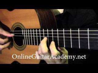 Sicilienne, Op.78 by G. Fauré (classical guitar arrangement by Emre Sabuncuoğlu)