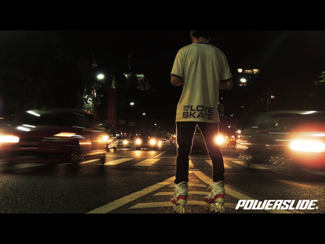 Freeskate in Buenos Aires | Powerslide Ultron 2016 | Night Style - Nando Fsk