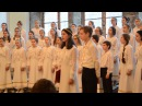 Children choir Raduga - Ave Maria (Giulio Caccini)