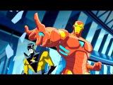 Мстители: Величайшие герои земли | 2 Cезон 18 Серия | Дубляж Невафильм