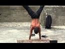 Kristian Varé en spectacle de rue a Carcassonne