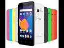 Идеально и быстро наклеивания защитного стекла на смартфон Alcatel PIXI 3 4 5 4027D