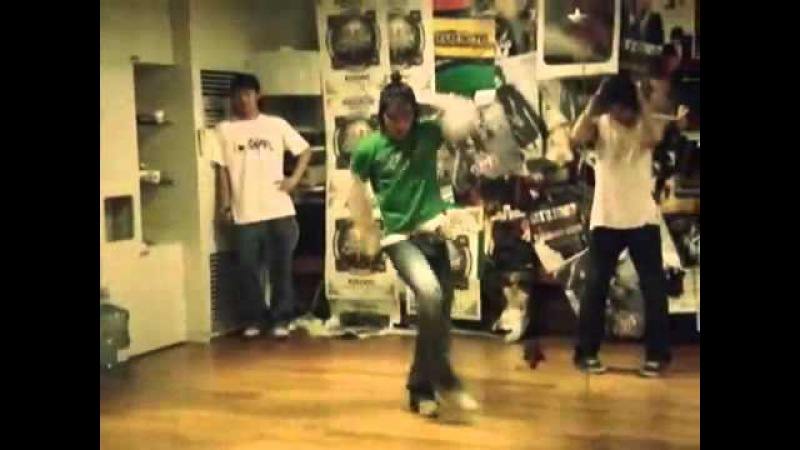 G-Dragon Taeyang~ Practice Dance~ PreDebut