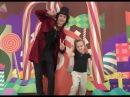 Развлечение для Детей Шоколадная фабрика Вилли Вонка Willy Wonka Видео для Детей Video f