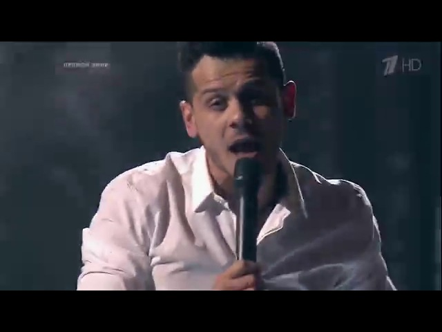 Сергей Урумян «Ненавижу» - Четвертьфиналы - Голос - Сезон 4