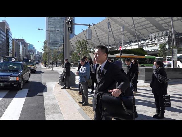Идеальный вокзал по-японски / New Tokyo station / 東京駅
