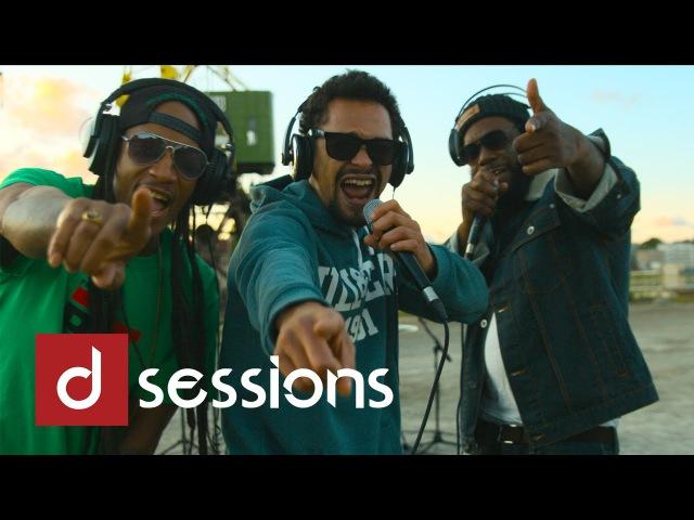 Smif N Wessun feat. Chillu - Gotta say it / dSESSIONS 16 (4K)
