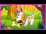 Развивающая Игра Животные до Нашей Эры для Детей Мультик ИГРА Раннее Развитие Ребенка