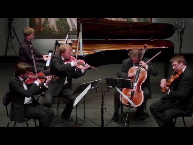A. Piazzolla - Oblivion. Zemlinsky Quartet V. Gryaznov
