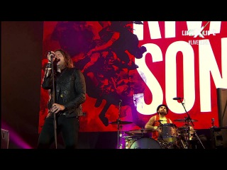Rival Sons (Where I've Been) Live at Rock in Rio 2016