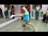мужской танец на пилоне...Для гей группы в контакте