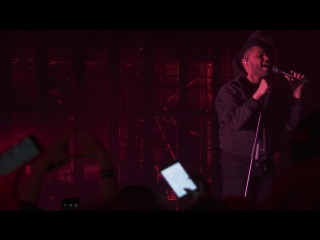 The Weeknd - Drunk In Love (Live)