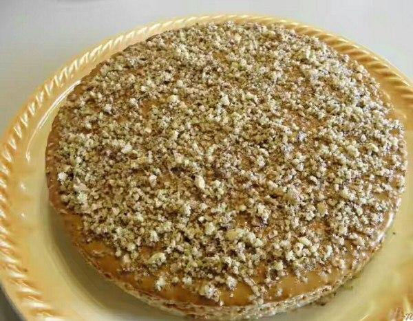 Торт зебра рецепт с фото готовим